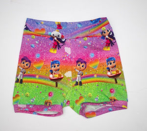 True Rainbow Kingdom Fabric (Preorder)