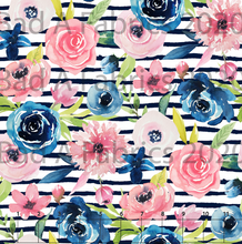 Load image into Gallery viewer, Striped Floral (Preorder)