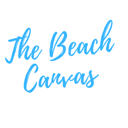 The Beach Canvas