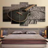 Limited Edition 5 Piece Classic Guitar In Bed Canvas