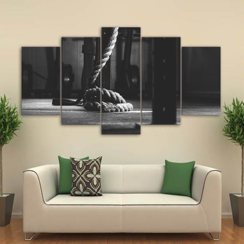 Limited Edition 5 Piece Gym After Hours Canvas