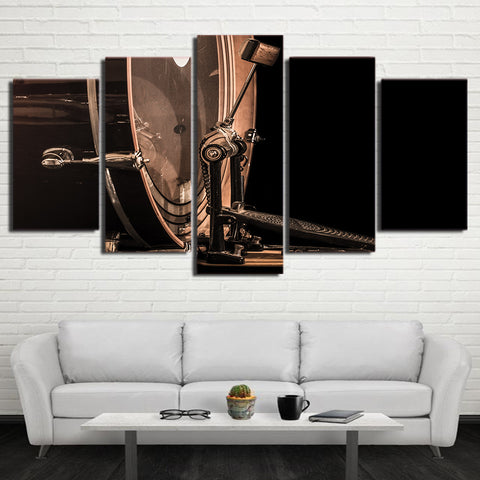Limited Edition 5 Piece Drum Pedal Canvas