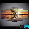 Limited Edition Beautiful Morning Fishing Canvas