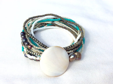 Beaded Bracelet Beach please