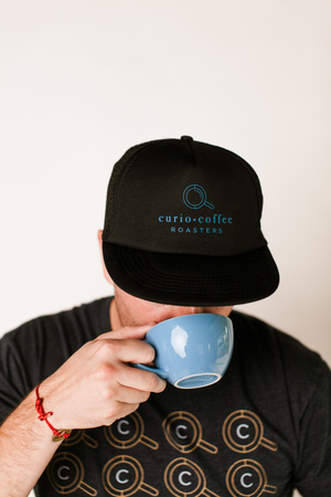 Curio Trucker Hat | Curio Coffee Roasters | Nashville, TN