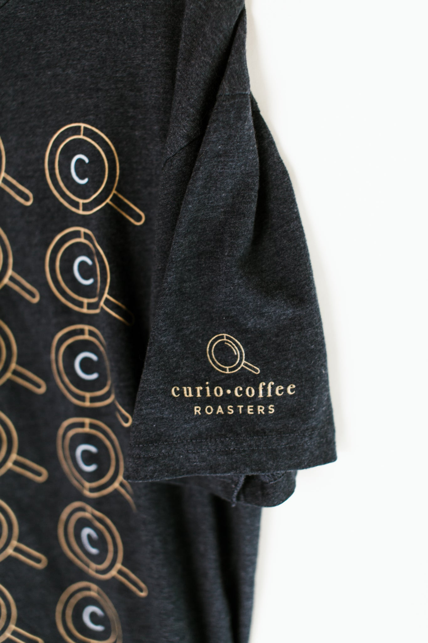Iconic T-Shirt | Curio Coffee Roasters | Nashville, TN