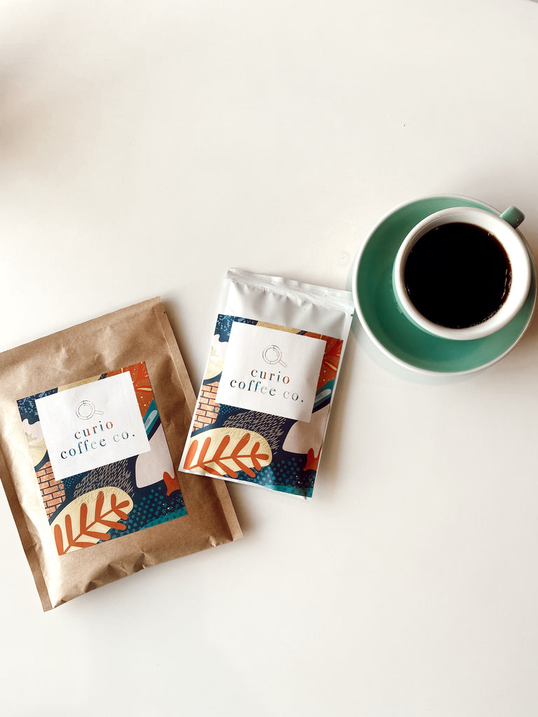 Curio OFG (Our Finest Ground)-8 Cup-5 Pack | Curio Coffee Roasters | Nashville, TN
