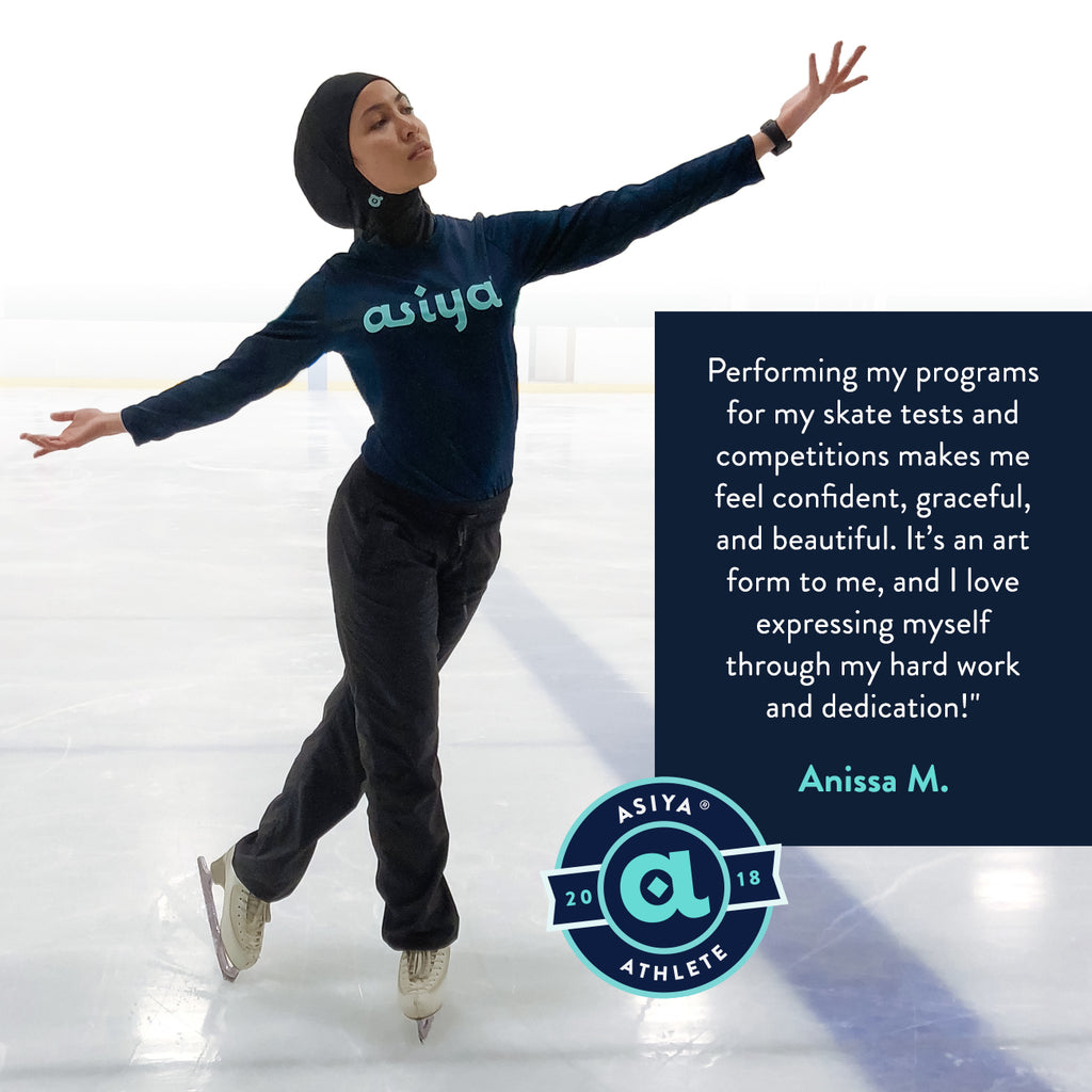 Meet ASIYA Athlete: Anissa M.