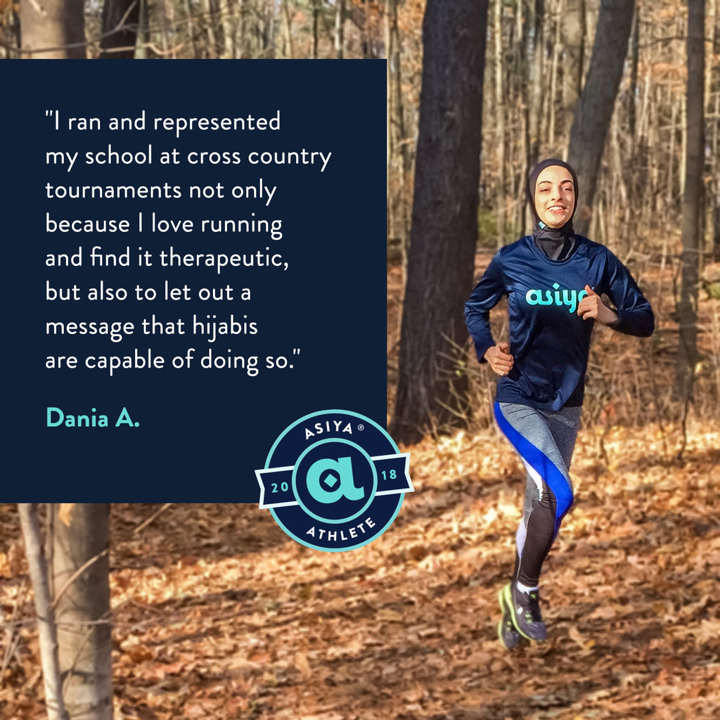 Meet ASIYA Athlete: Dania A.