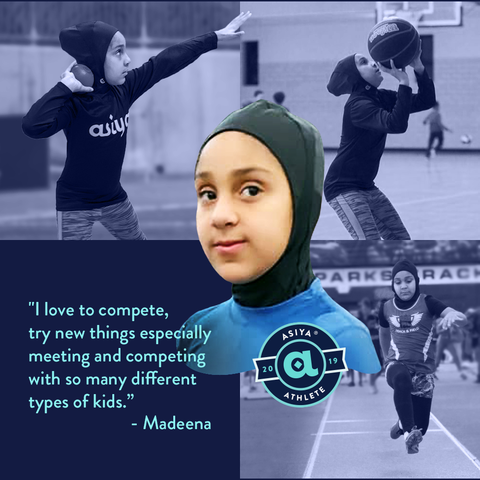 Meet ASIYA Athlete Madeena E.