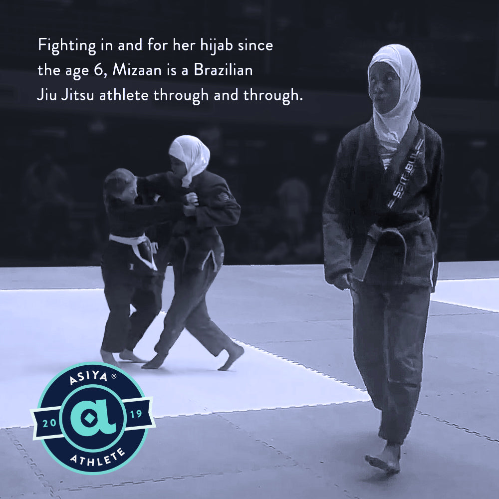 Meet ASIYA Athlete: Mizaan A.