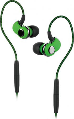 SoundMAGIC ST30 In-Ear Bluetooth Hybrid Headphones (Green)