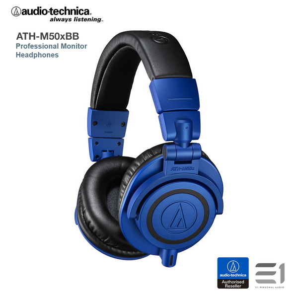 Audio-Technica ATH-M50xBB LIMITED EDITION Over-Ear Headphones