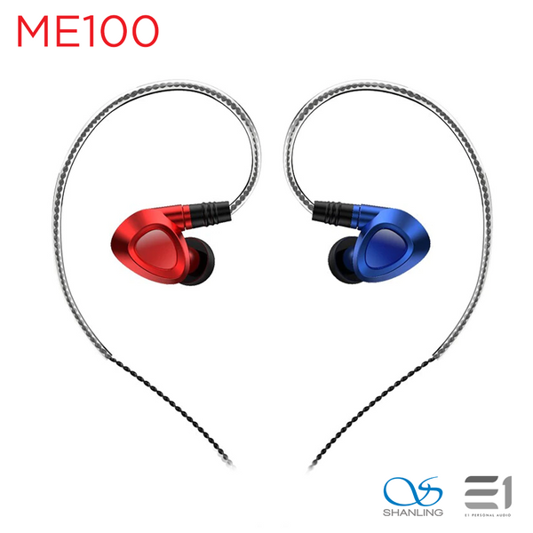 Shanling ME100 Nanocomposite Dynamic Driver In-Earphones