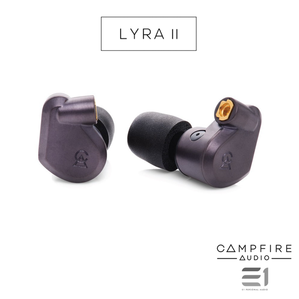 Campfire Audio Lyra II In-Ear Monitor (Dusk)