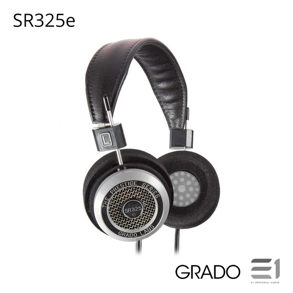 Grado Prestige Series SR325e On-Ear Headphones