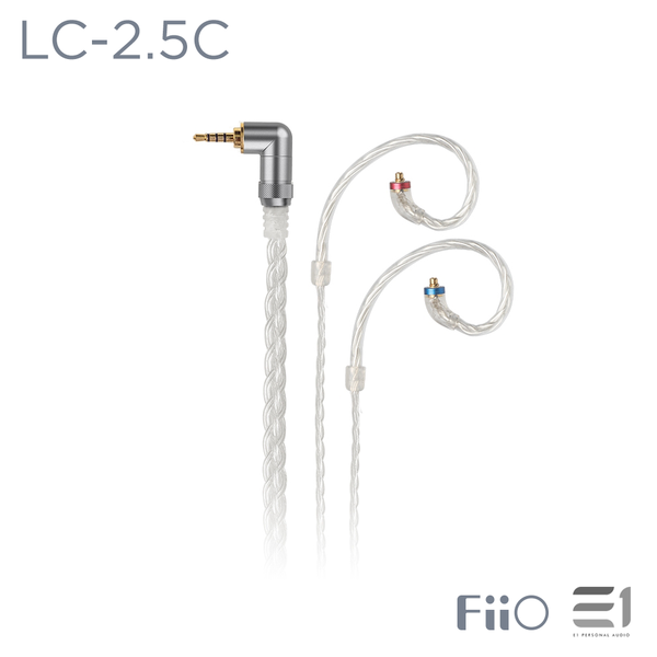 FiiO LC-2.5C Replacement Cable for MMCX Connector (2.5mm balanced)