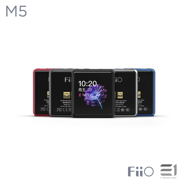 FiiO M5 Ultra Portable High Resolution Music Player
