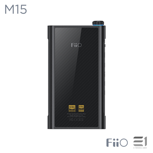 FiiO M15 Flagship Android-based Lossless Portable Music Player