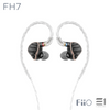 FiiO FH7 4 BA 1 Dynamic Driver Flagship In Ear