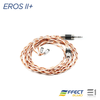 EFFECT AUDIO Eros II+ CABLE (MMCX / 2PIN)[EA 3.5MM / EA 2.5MM]