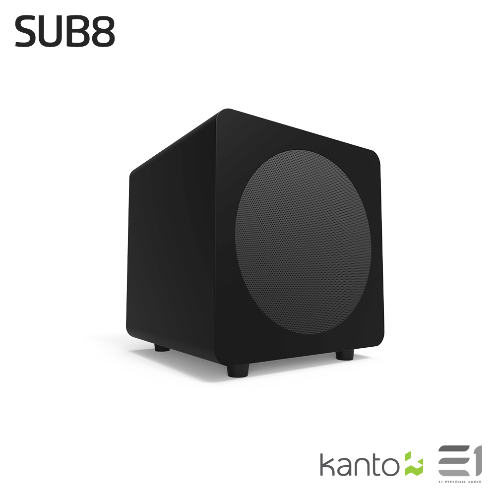 Kanto Audio SUB8 Powered Subwoofer