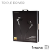 1More (E1001) Triple Driver IN-EAR HEADPHONES