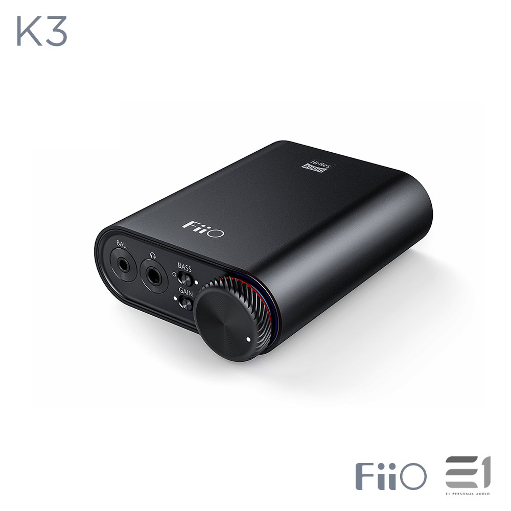 FiiO K3 Headphone DAC & Amplifier
