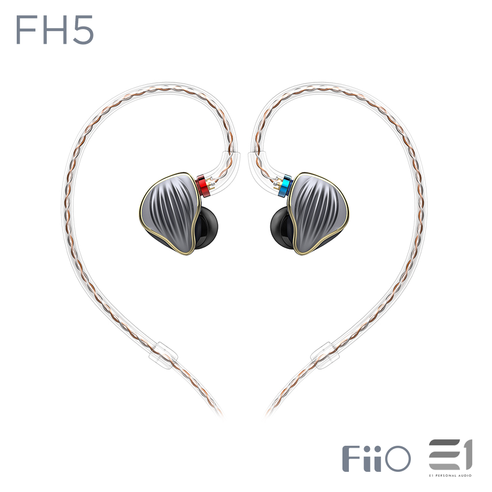 FiiO FH5 IN-EARPHONES