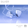 Origami Audio Silver In-Earphone