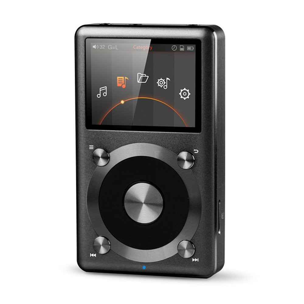 FiiO X3 2nd Generation/X3ii (Black)