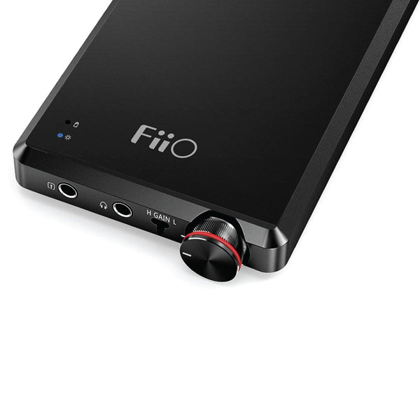 FiiO A5 Portable Headphone Amplifier (Black)
