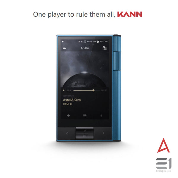 Astell&Kern KANN Portable Music Player