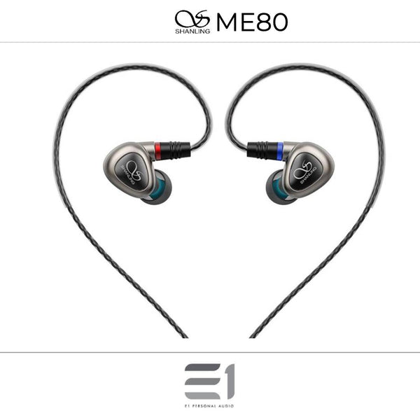 Shanling ME80 In-earphones