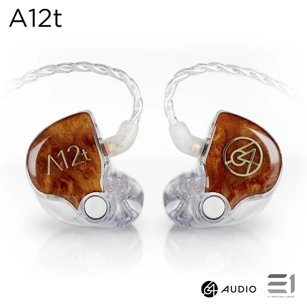 64audio A12t Custom In-ear Monitors