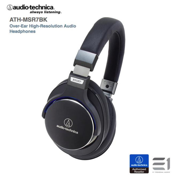 Audio-Technica ATH-MSR7 Over-The-Ear Headphone