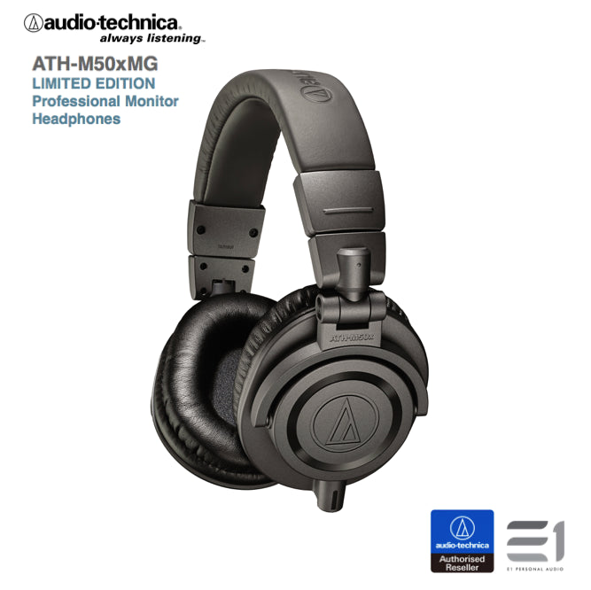 Audio-Technica ATH-M50xMG monitoring headphones (Limited Edition)