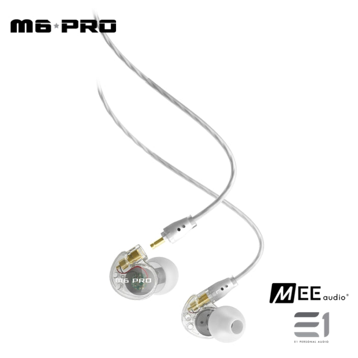 MEEaudio M6ProCL sound isolating earphones