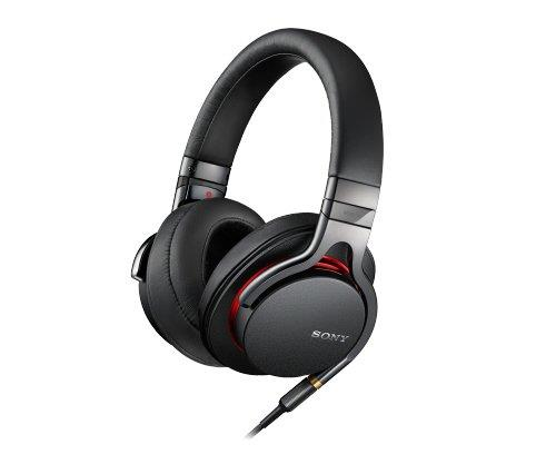 Sony MDR1A Premium Hi-Res Stereo Headphones (Black)