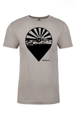 MT RAINIER Graphic Tee