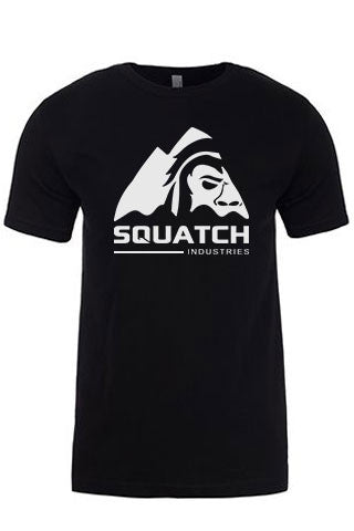 SQUATCH INDUSTRIES LOGO Graphic Tee