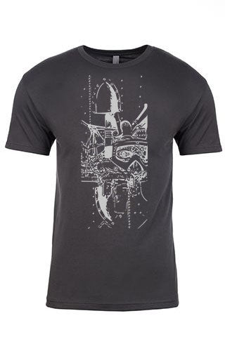 THE MACHINE Graphic Tee