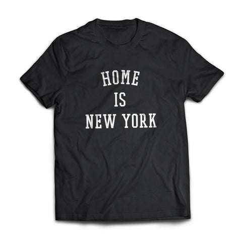 Home is NY Tee