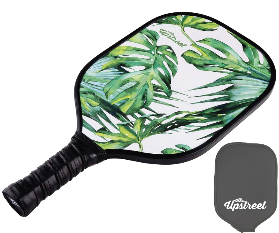 Graphite Pickleball Paddle (Leaf) - Upstreet Pickleball Paddles