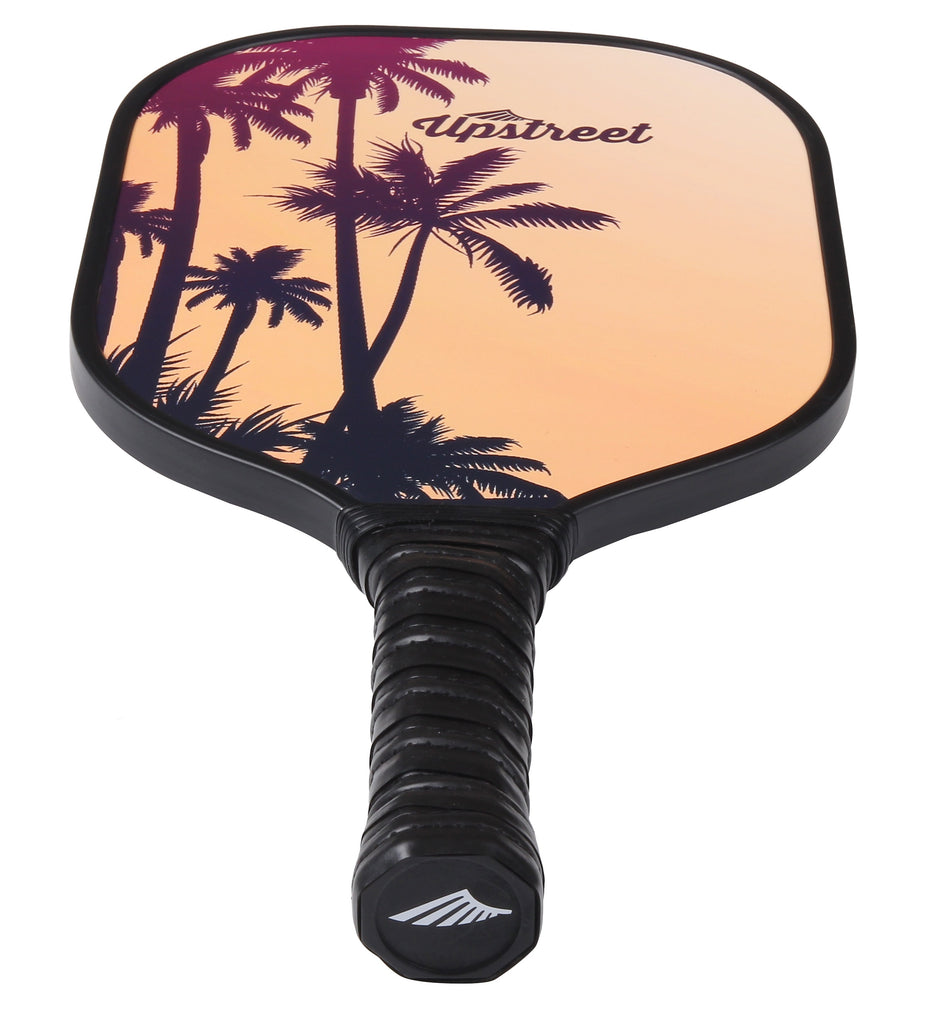 Graphite Pickleball Paddle (Purple) - Upstreet Pickleball Paddles