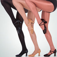 Ultimate Shimmer Footed Tights