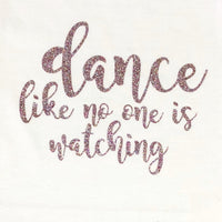WDW Dance Quote Tees