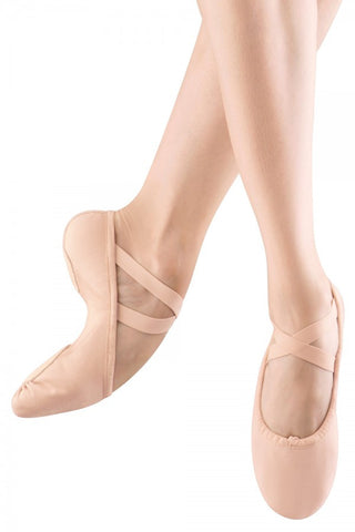 Infinity Canvas Split Sole Ballet Shoe