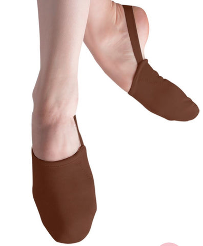The Bullet - So Danca Stretch Canvas Half Soles