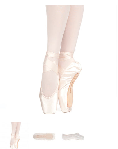 MUSE U-CUT  Russian Pointe Shoes